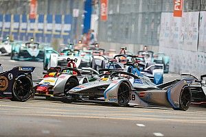 Hong Kong sale del calendario de la Fórmula E