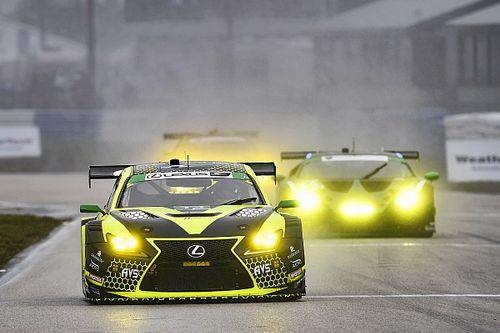 How Lexus is taking on GT racing's big guns in America