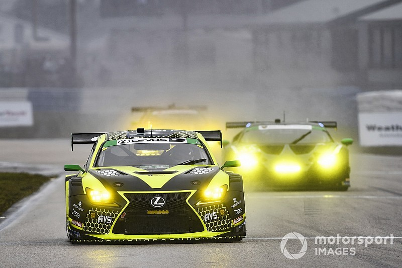 How Lexus is taking on GT racing's big guns in America