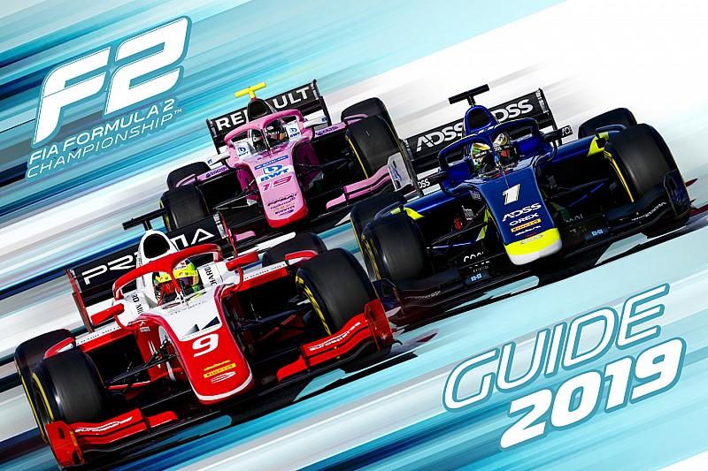 2019 F2 sezonu başlıyor