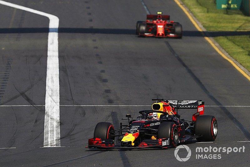 Marko justifica el bajón de Ferrari en Australia por problemas de refrigeración