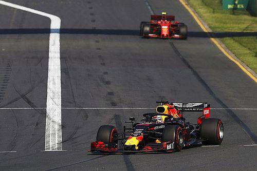 Red Bull crê que problemas de resfriamento dificultaram vida da Ferrari na Austrália