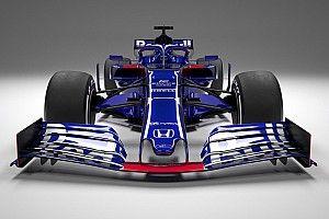 Технический анализ: что мы узнали о Toro Rosso STR14