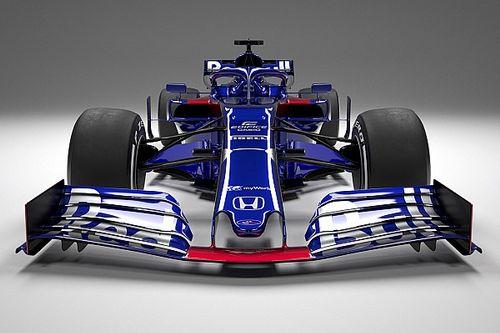 【2019年F1マシン:テクニカルスペック】トロロッソ・ホンダSTR14