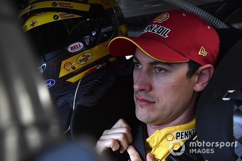 "Joey Logano ""rode the wave"" but he's now a ""past champion"""