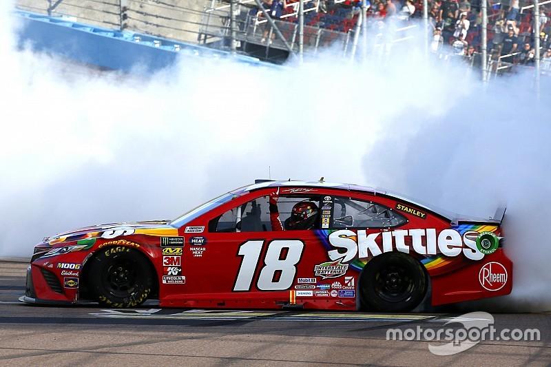 Phoenix: Kyle Busch erringt 199. NASCAR-Sieg