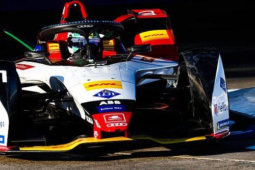 Di Grassi vuela en la clasificación para el ePrix de Santiago de Chile