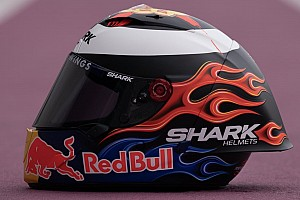 Au tour de Jorge Lorenzo de présenter son nouveau casque pour 2019 !