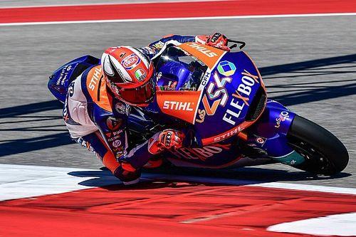 Balap Moto2 lagi, Pasini jadi pengganti Dixon
