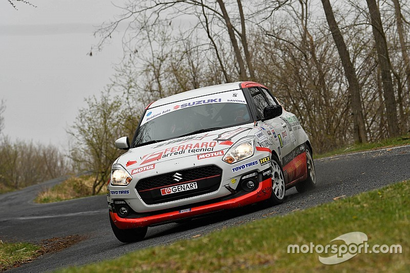 Suzuki Rally Cup: appuntamento al Rally di Roma Capitale