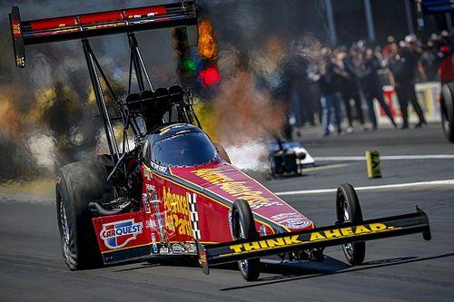 John Force Racing dominates NHRA nitro results in Houston
