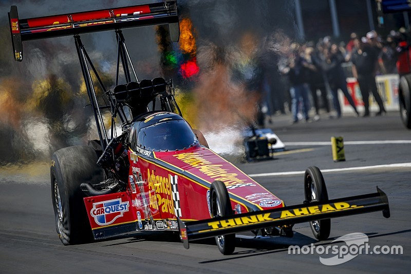 John Force Racing dominates NHRA nitro results in Houston