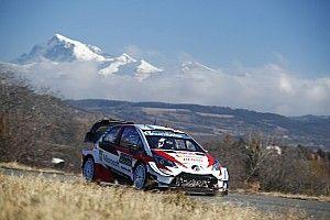 Toyota se pone al frente en Monte Carlo