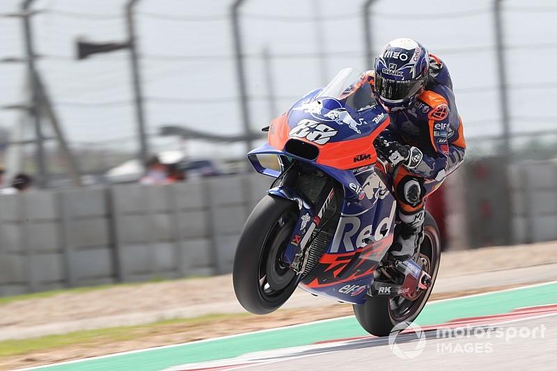 La KTM esercita l'opzione su Oliveira e lo conferma anche per il 2020