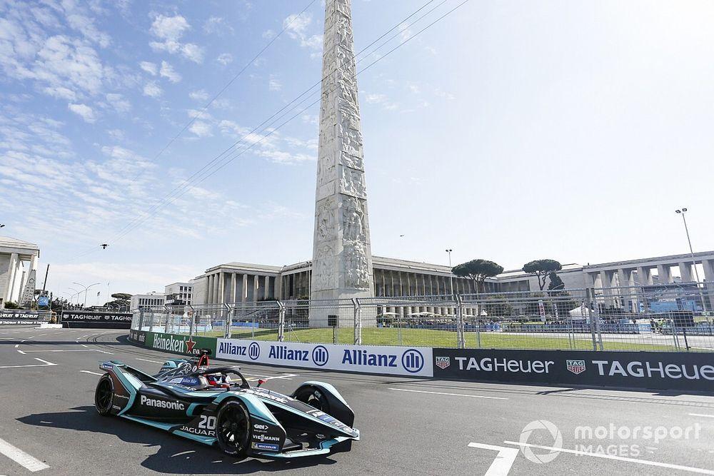 Evans è il nuovo imperatore dell'E-Prix di Roma e regala alla Jaguar il primo successo in Formula E!