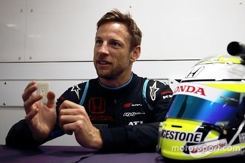 """Button: Juggling Super GT and WEC was """"impossible"""""""