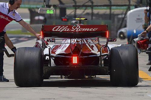 Giovinazzi ha accusato lo stesso problema di Leclerc in Bahrain