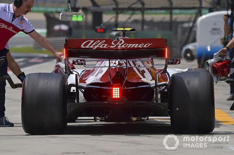 Giovinazzi tomará punição no grid de largada do GP do Azerbaijão