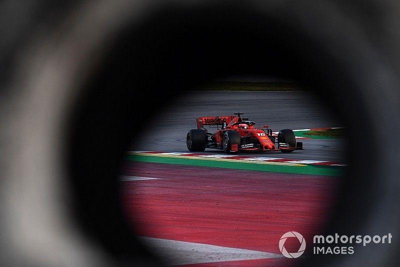 """Leclerc : """"Les autres équipes cachent leur jeu"""""""
