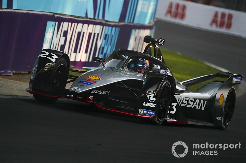 "Buemi ""speechless"" at Nissan's Mexico energy miscalculation"