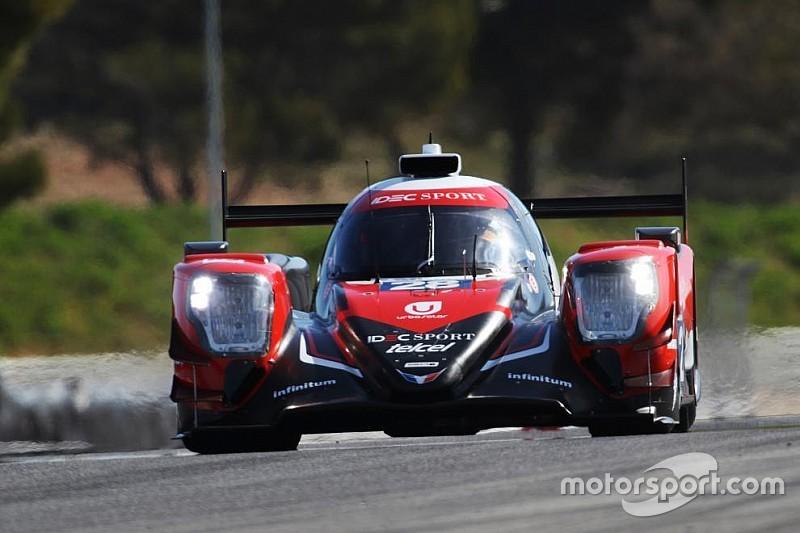 Tylko sześć okrążeń polskiego Ligiera LMP2