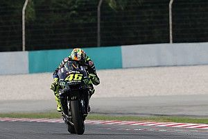 """Rossi concedes Vinales laptime was """"unattainable"""""""
