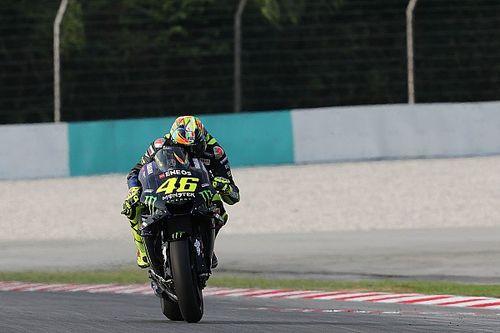 Rossi: Vinales'in derecesi ulaşılamazdı