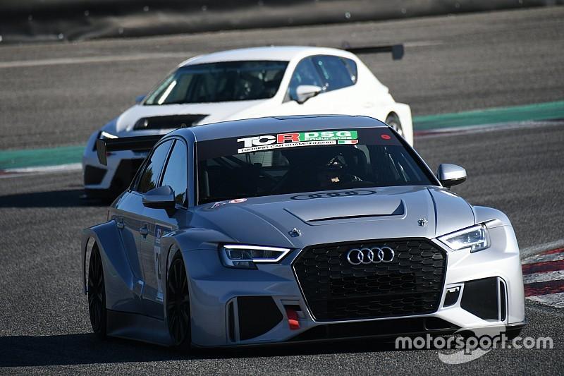 Giornata di test collettivi ad Adria per i piloti del TCR DSG, torna in pista Carlotta Fedeli