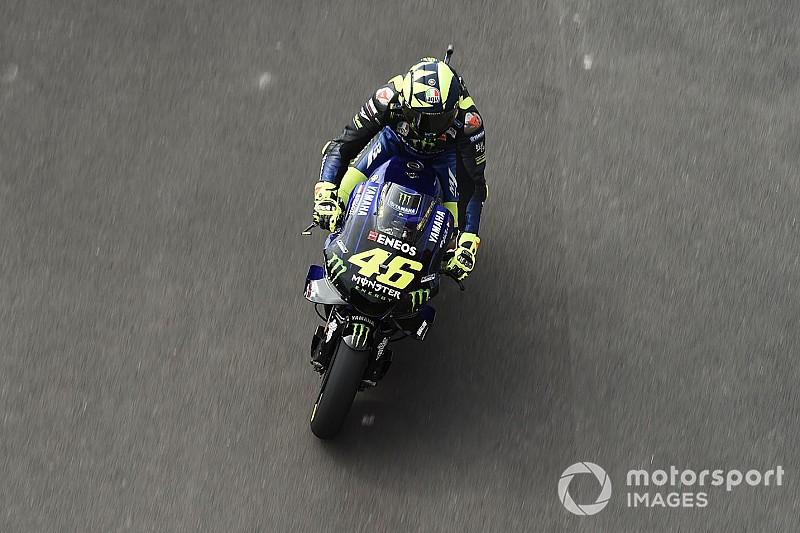 Solide première journée pour un Rossi qui vise la Q2