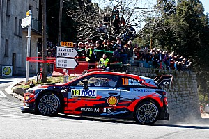 Hyundai sfrutta l'occasione per fare km: Loeb al Rallye Vosges Grand Est con una i20 WRC