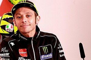 """Rossi: """"Mi equipo y yo debemos trabajar más en los entrenamientos"""""""