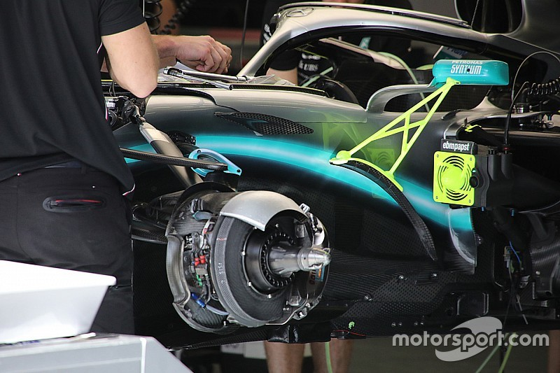 F1 could move to carbon-ceramic brakes in future