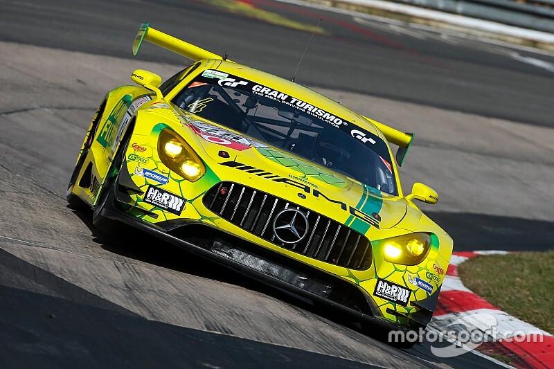Kwalifikacje dla Mercedesa