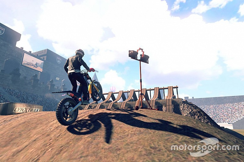 Trials Rising: A serious racing game in arcade clothing