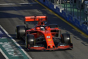 Технический анализ: что помешало Ferrari добиться большего в Австралии