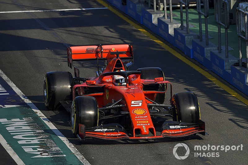 The factors that hurt Ferrari in Australia