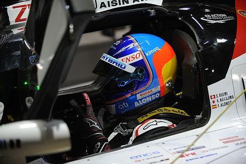 """Alonso: """"Necesitamos un pelín de suerte, pero estoy preparado para ganar"""""""