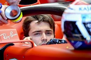 """La rabbia sincera di Leclerc: """"Ferrari da Top 3, io invece non sono stato bravo"""""""
