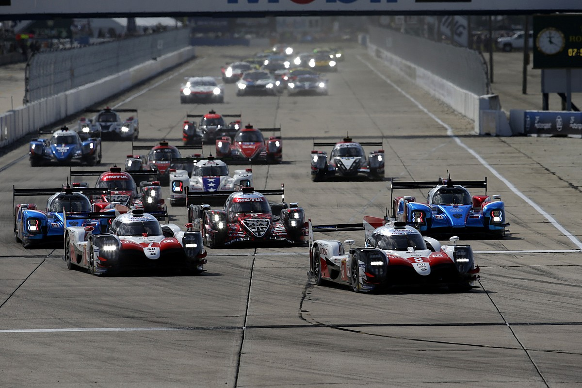 WEC's Sebring return in 2020 confirmed