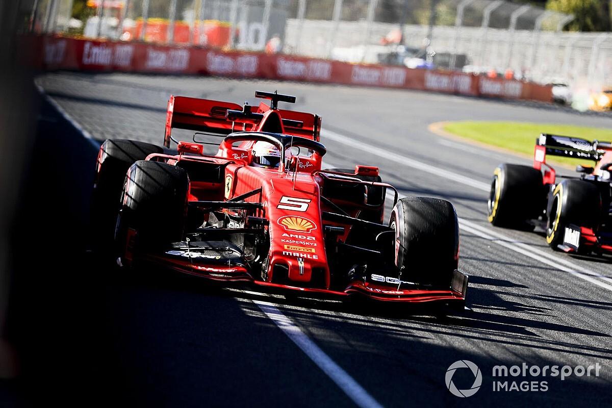 """Vettel: """"Ferrari tiene lo necesario para recuperarse ya en Bahrein"""""""
