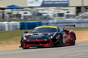 Clearwater Ferrari withdrawn after Sebring crash