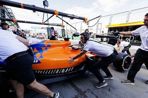 """Sainz tras un viernes complicado: """"Tenemos margen de mejora"""""""