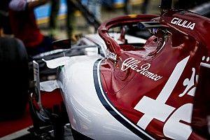 Alfa Romeo a démarré la C39 pour la première fois