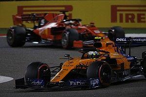 """Norris reaccionará """"más rápido"""" en futuras batallas en F1"""