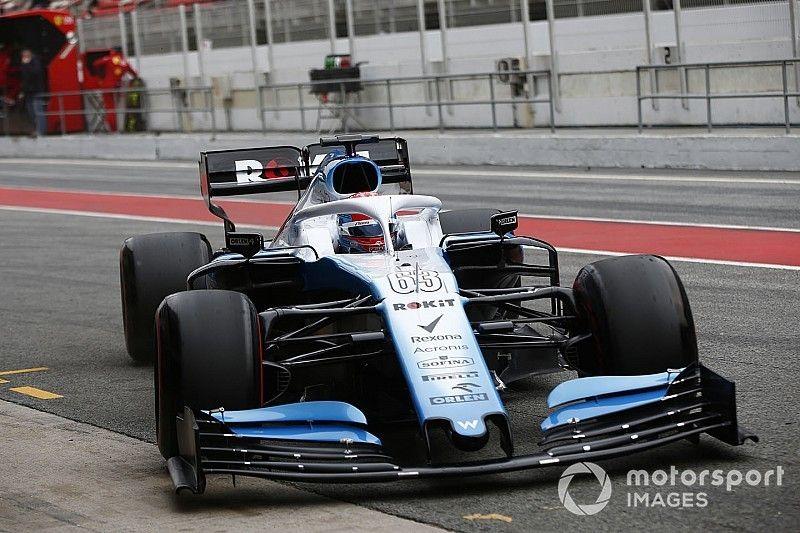 """Williams: el retraso del auto resulta """"vergonzoso"""""""