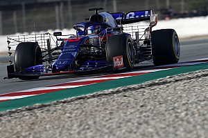 Barcelone, J4 - Albon et Toro Rosso confirment