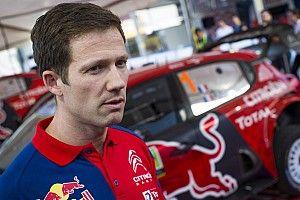 WRC, Ogier parte male in Sardegna: urta un cancello e rompe una sospensione