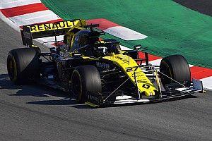 Fotogallery F1: la Renault R.S.19 nei test di Barcellona con Ricciardo e Hulkenberg