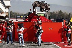"""Surer: Ferrari'nin dayanıklılık sorunları """"aşırı ısınma"""" ile ilgili olabilir"""