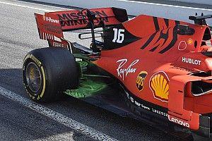 A Ferrari uszonyokkal tűzdelte az SF90 padlólemezét